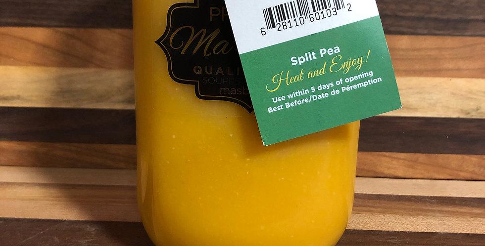 MA'S BEST QUALITY SOUP Split Pea