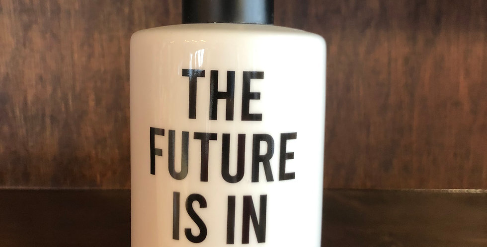 The Future Is In Your Hands Soap Dispenser