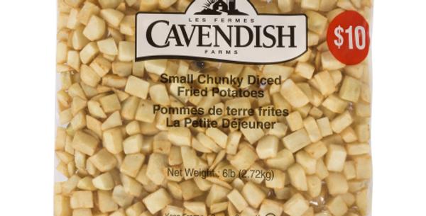 Cavendish Small Chunky Diced Potatoes (6LB)