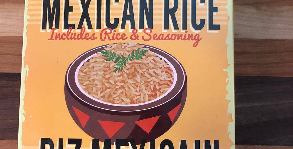 Gourmet Village Mexican Rice (224g)