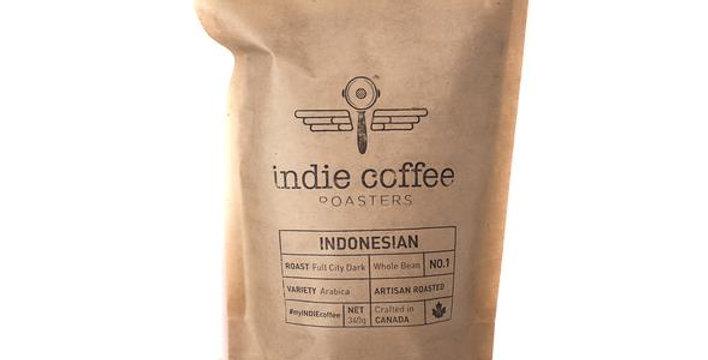 My Indie Coffee: Indonesian(340g)