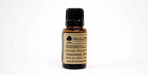 Bridlewood Soap Essential Oil - Bergamot Cedarwood & Lavender