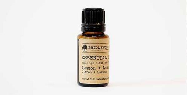 Bridlewood Soap Essential Oil - Lemon & Lavender