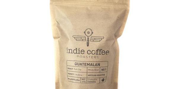 My Indie Coffee: Guatemalan Huehuetenango - FTO (340g)