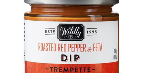 Wildly Delicious Roasted Red Pepper & Feta(230g)