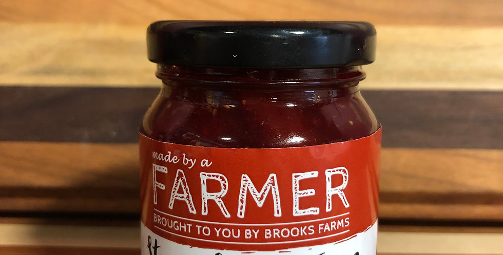 Brooks Farms Strawberry Jam - 125ml