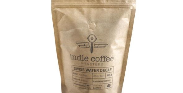 My Indie Coffee: Peruvian Swiss Water Decaf - FTO