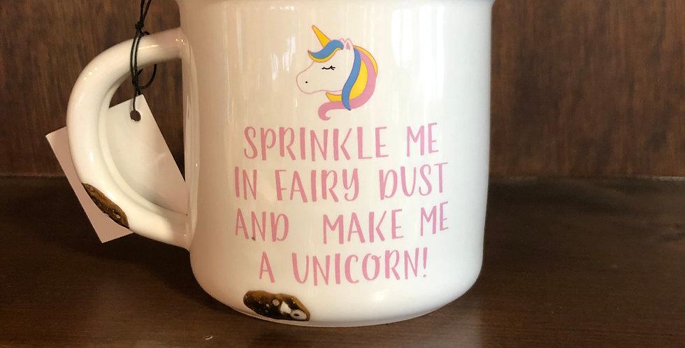 Make Me A Unicorn Mug