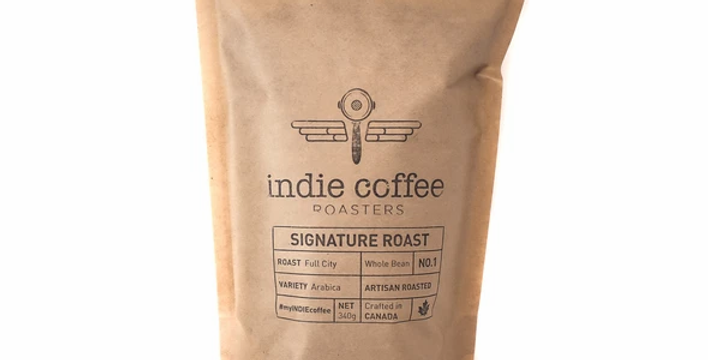 My Indie Coffee: Signature Roast (340g)
