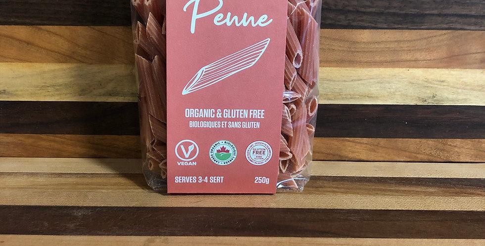 Sarafino: Penne, Red Lentil Pasta(250g)