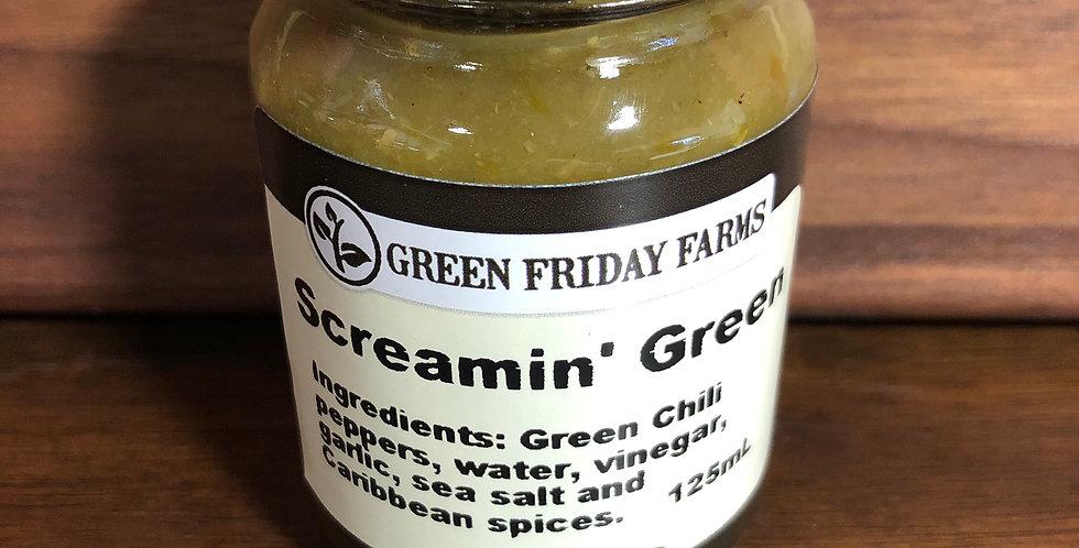 Gratton's Greatest Screaming Green