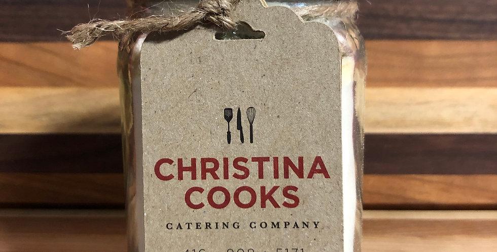 Christina Cooks Cranberry Oat Scones