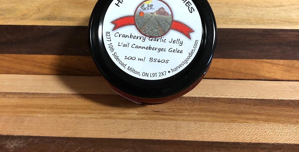 Harvest Goodies: Cranberry Garlic Jelly(100ml)