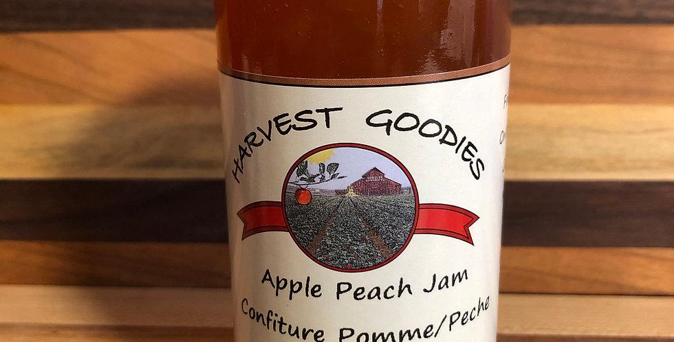 Harvest Goodies Apple Peach Jam(250ml)
