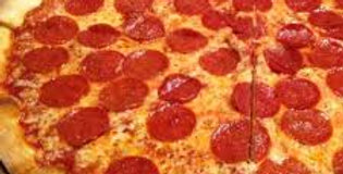 Pepperoni Pizza & Cookie Meal - Pre-Order for Saturday May 15th/21
