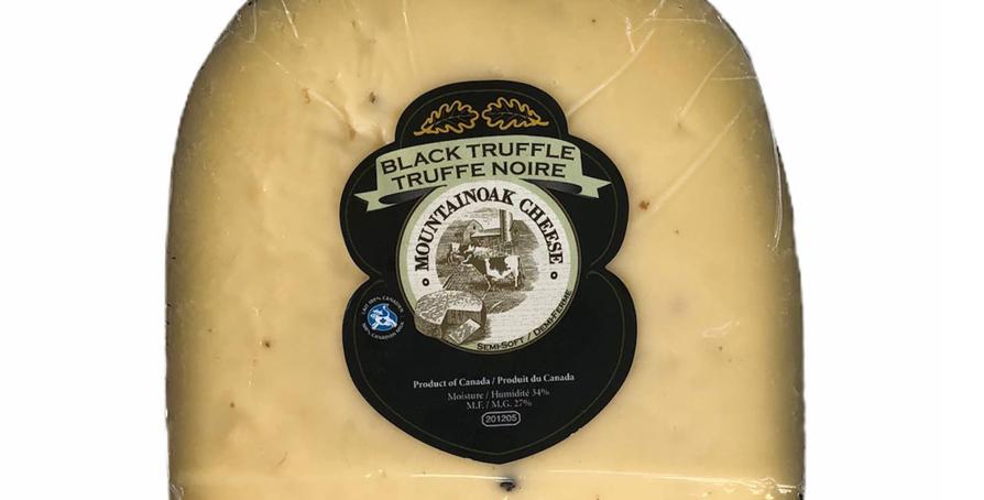 Mountainoak - Black Truffle Cheese