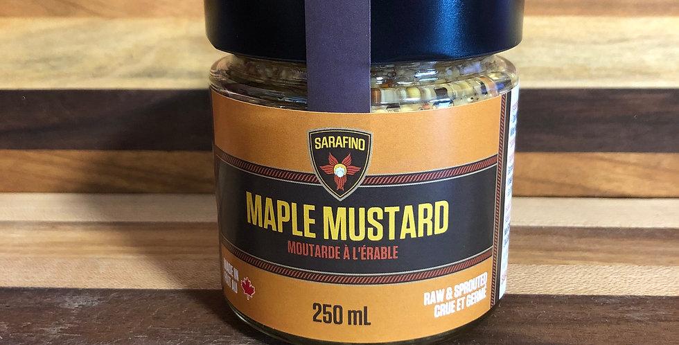 Sarafino: Maple Mustard (250ml)