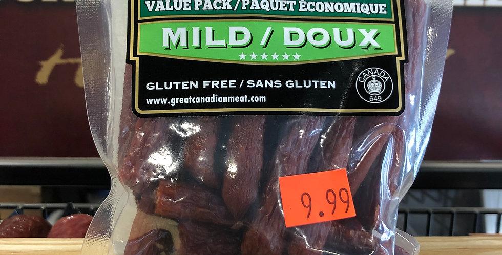 Great Canadian Meat Mini Peps: Mild