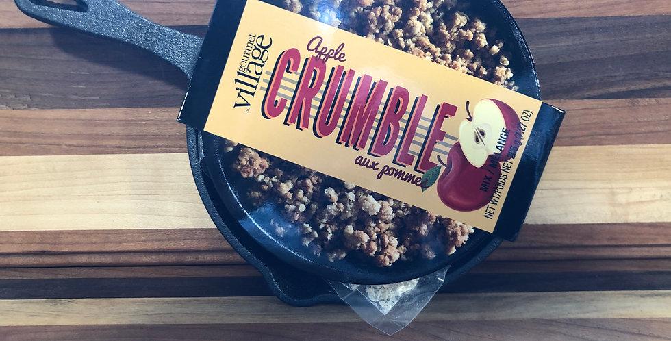Gourmet Village Apple Crumble Kit(206g)