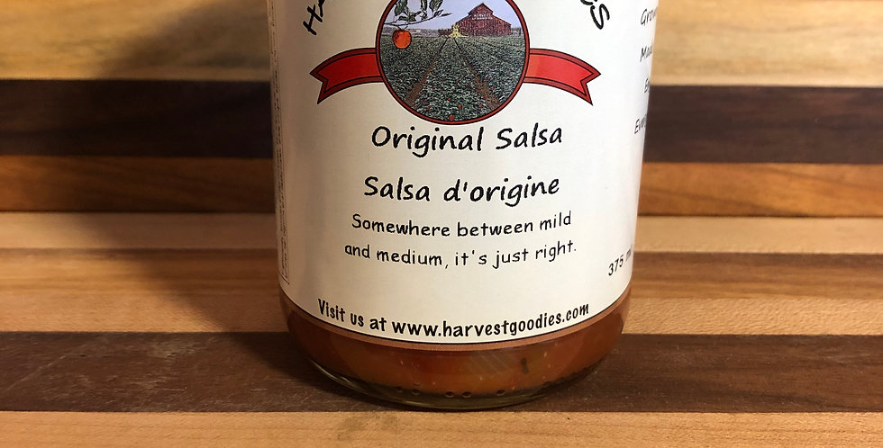 Harvest Goodies Original Salsa(375ml)
