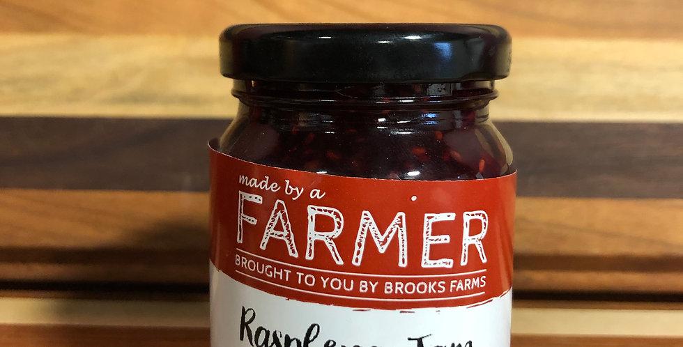 Brooks Farms Raspberry Jam - 125ml