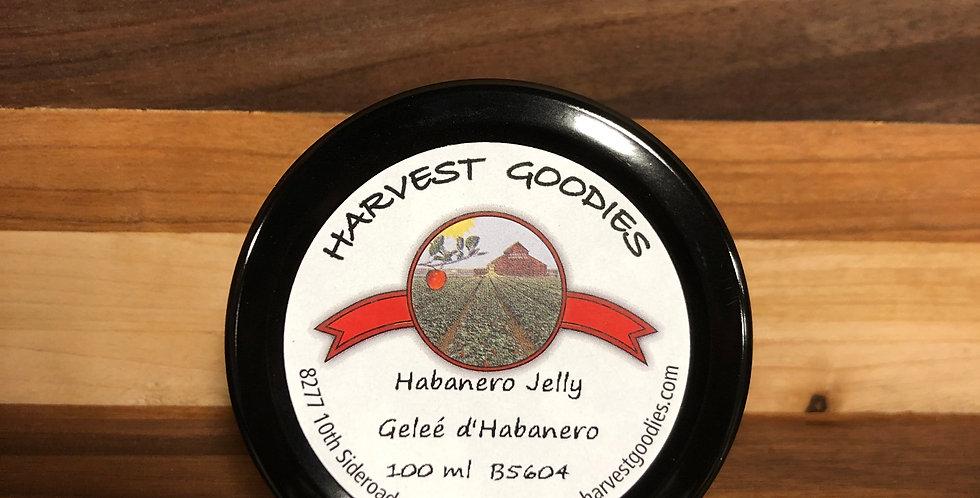Harvest Goodies Habanero Jelly(100g)