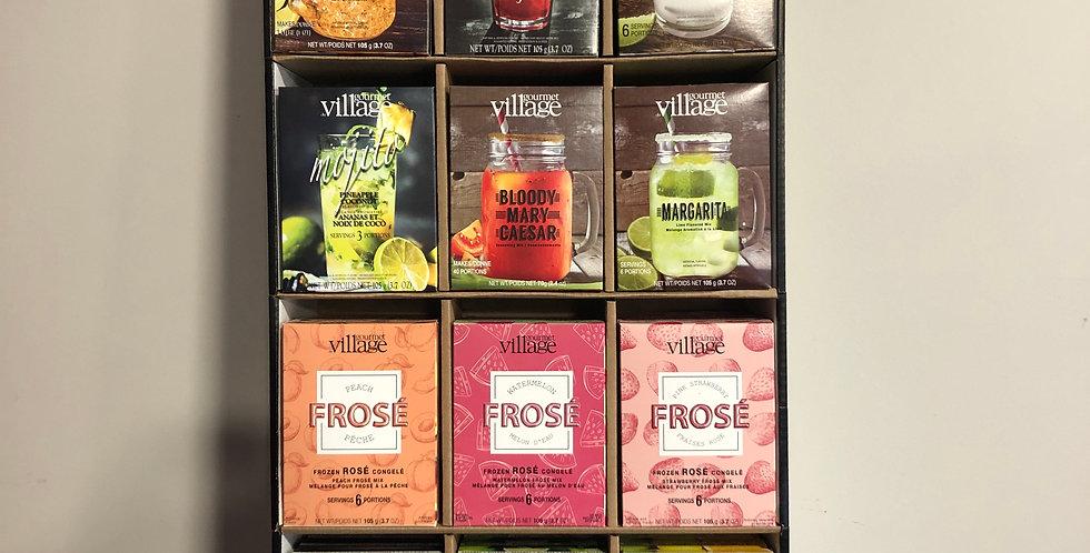 Gourmet Village Summer Drink Packs
