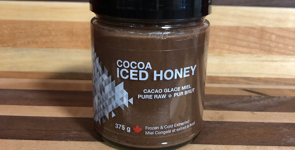 Belicious: Cocoa Iced Honey (375g)