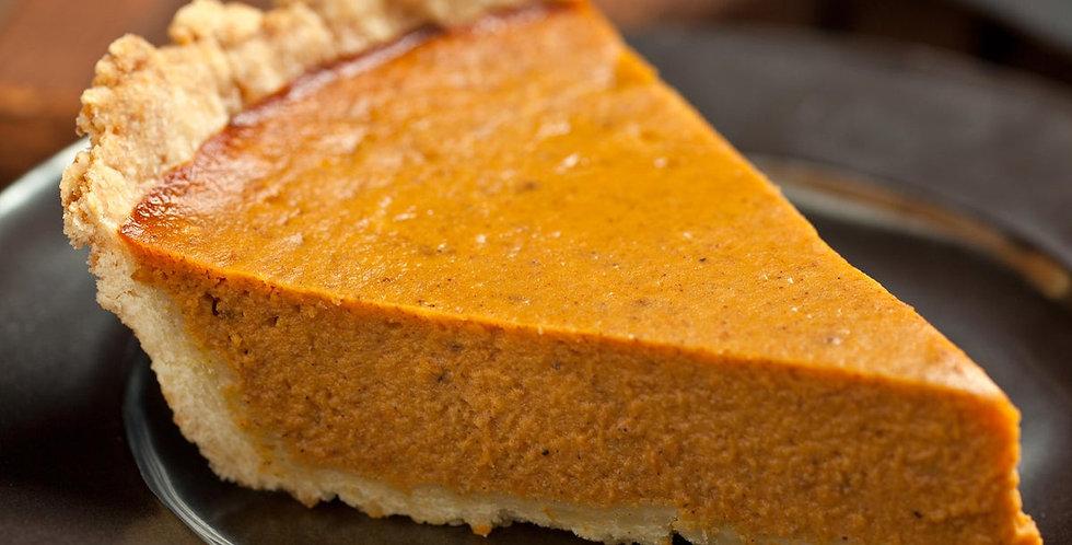 Pumpkin Pie (Frozen 10 inch)