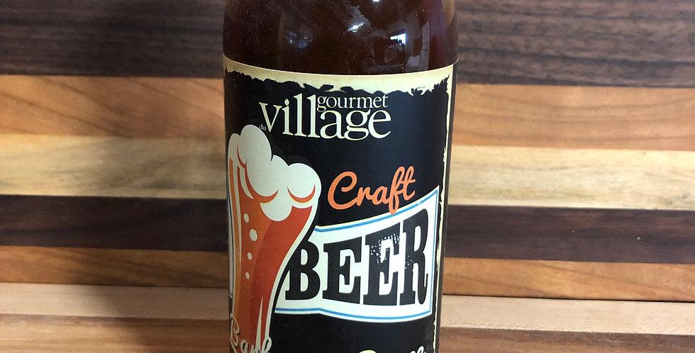 Gourmet Village: Craft Beer BBQ Sauce(350ml)