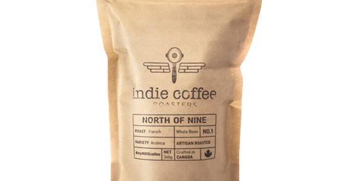 My Indie Coffee: North Of Nine (340g)
