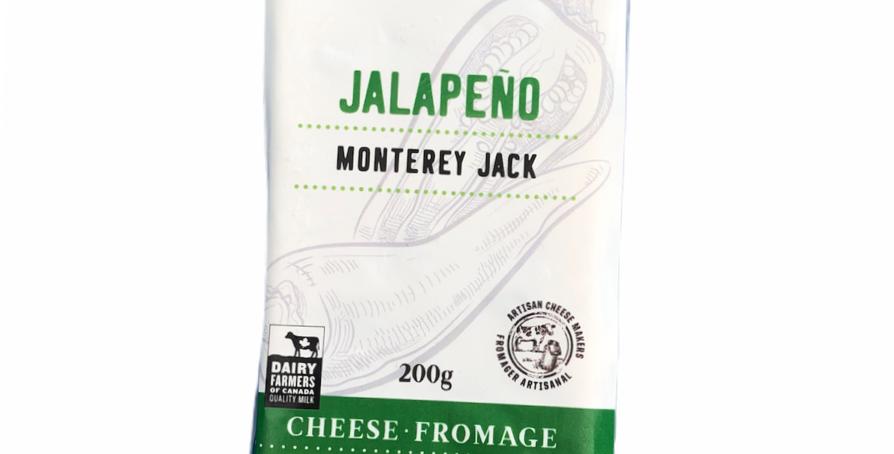 Thornloe Jalapeno Monterey Jack Cheese (200g)
