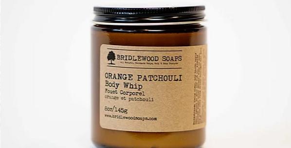 Bridlewood Soap Body Whip - Orange Patchouli