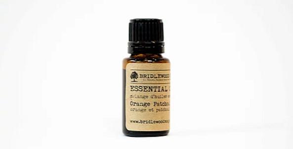 Bridlewood Soap Essential Oil - Orange Patchouli