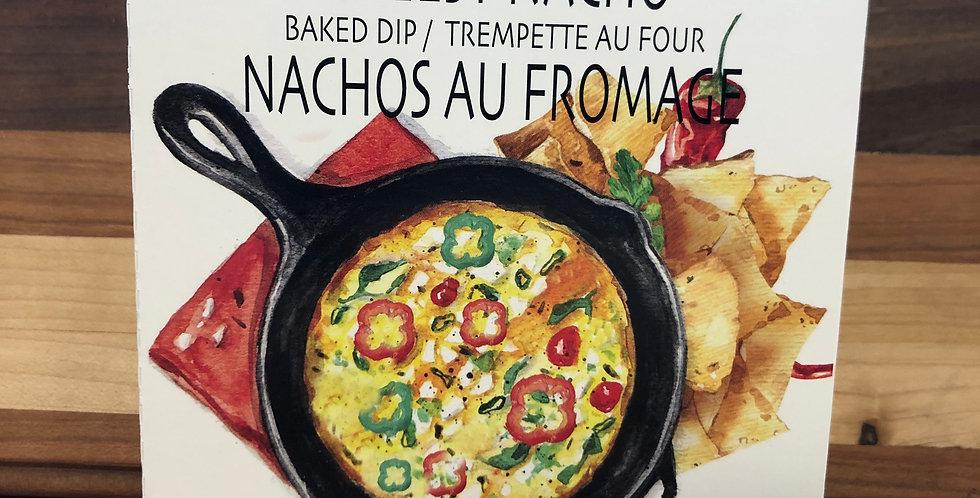 Gourmet Village Cheesy Nacho Baked Dip Seasoning