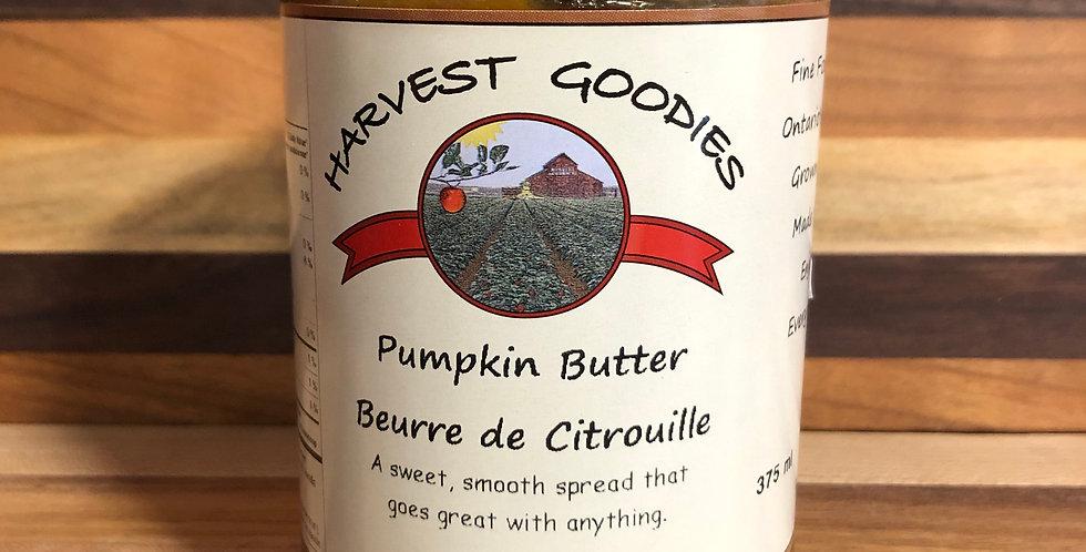 Harvest Goodies: Pumpkin Butter(375ml)