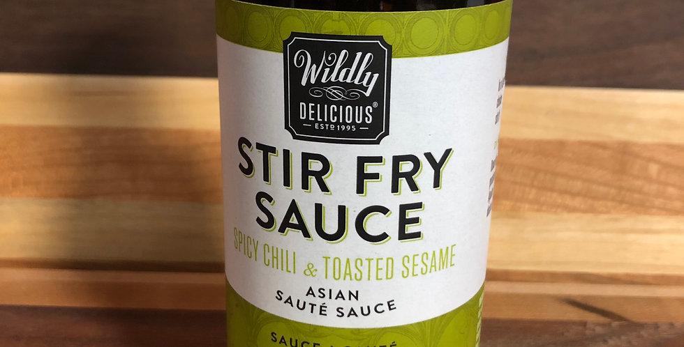 Wildly Delicious Stir Fry Sauce - 350ml