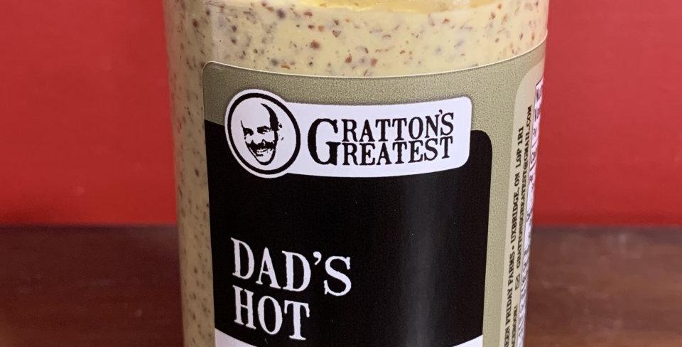 Gratton's Greatest - Dad's Hot Dijon Horseradish