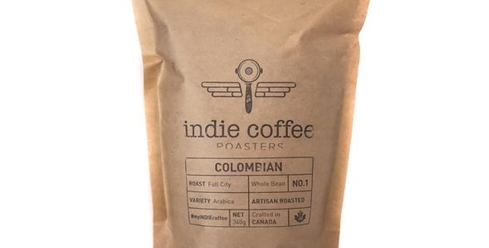My Indie Coffee: Colombian Excelso -FTO (340g)