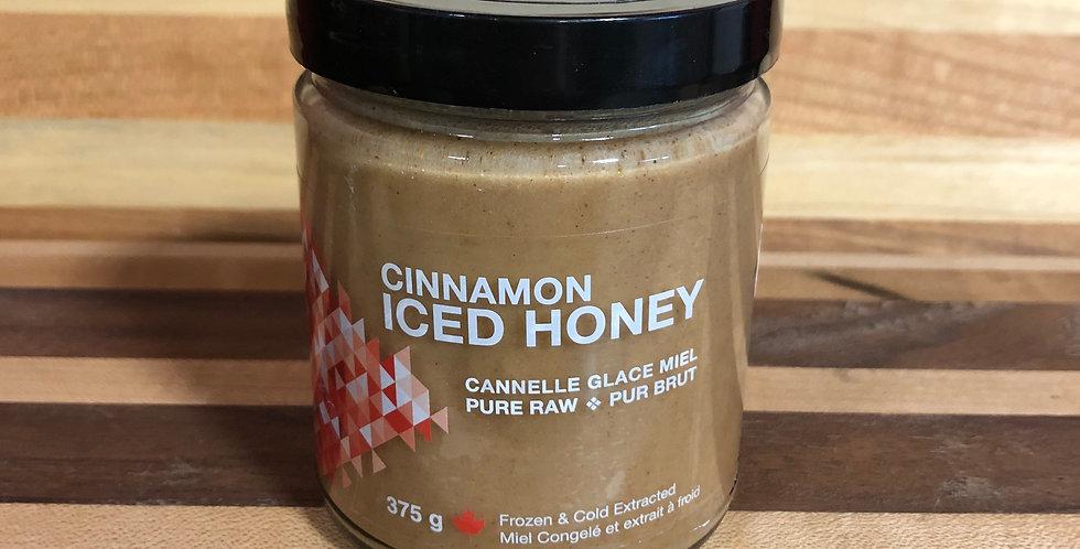Belicious: Cinnamon Iced Honey (375g)