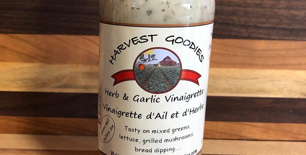 Harvest Goodies Herb & garlic Vinaigrette(375ml)