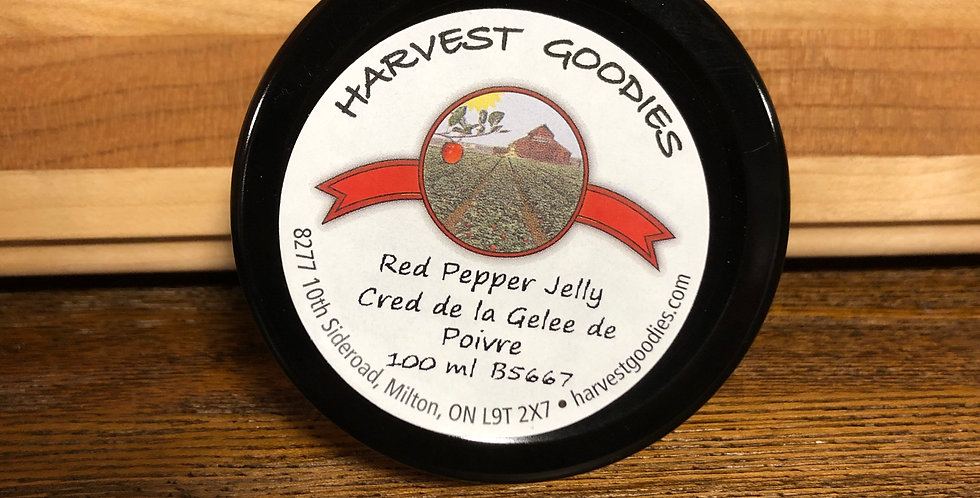 Harvest Goodies Red Pepper Jelly (100ml)