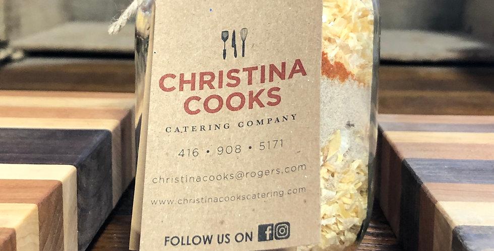 Christina Cooks - Onion Soup (Gluten Free)