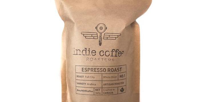 My Indie Coffee: Espresso Roast(340g)