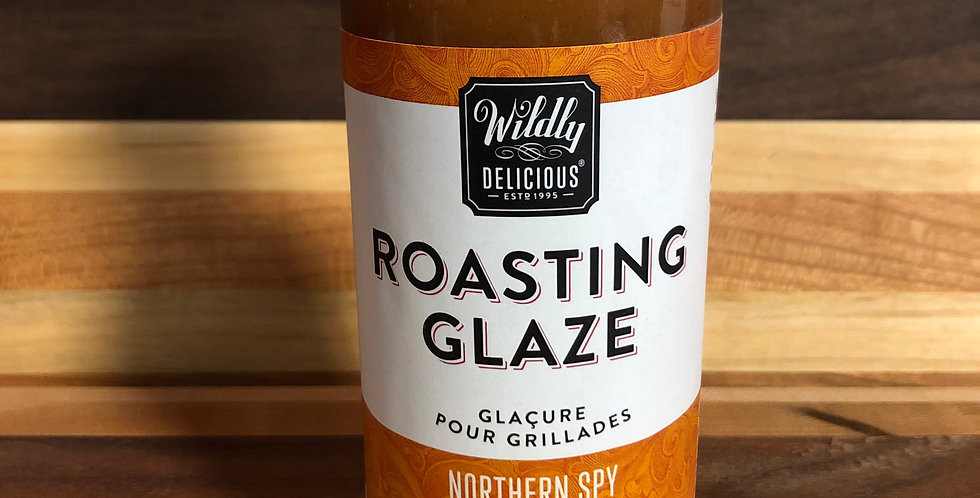 Wildly Delicious Roasting Glaze, northern spy apple butter - 350ml