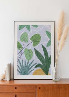KB1103_Sell Sheet_Glasshouse Tropical - MOCKUP - wall print.jpg