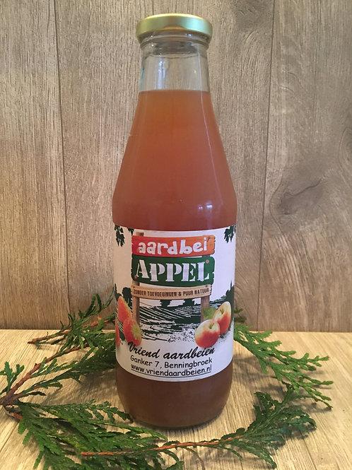 Aardbei-appelsap Puur Natuur