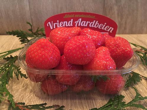 Heerlijke zoete aardbeien