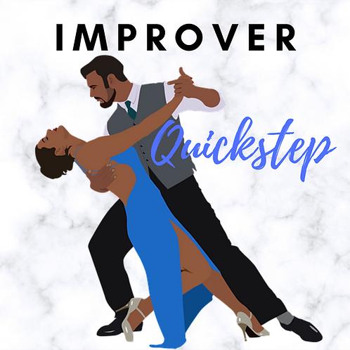 Monday Night Improver Quickstep Class