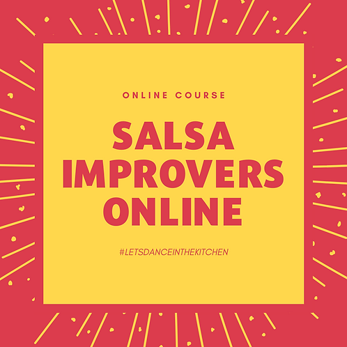 Salsa Improvers Course